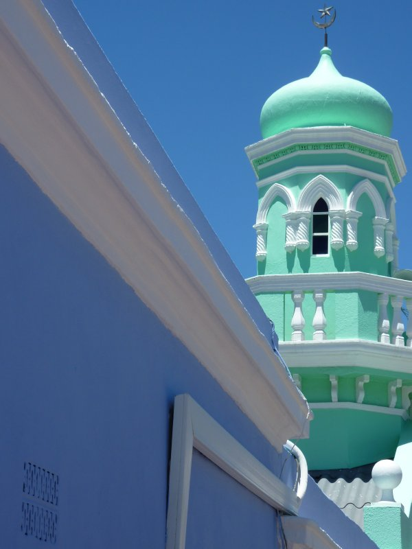 Bo Kaap mosque, Cape Town