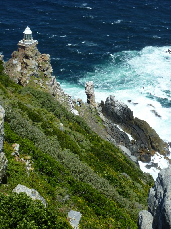 Ligthouse at Cape Point