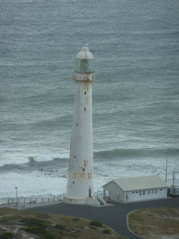 Lighthouse near Scarborough, Cape Peninsula