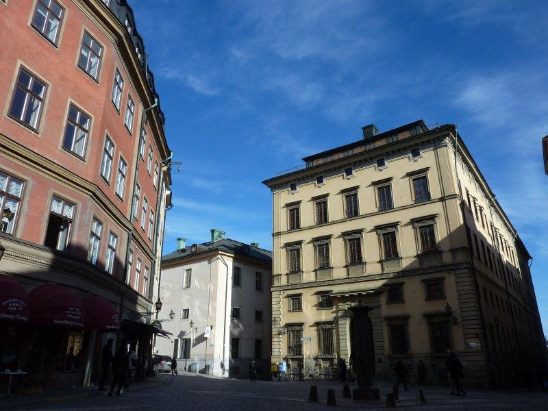 Järntorget, Stockholm's Gamla Stan