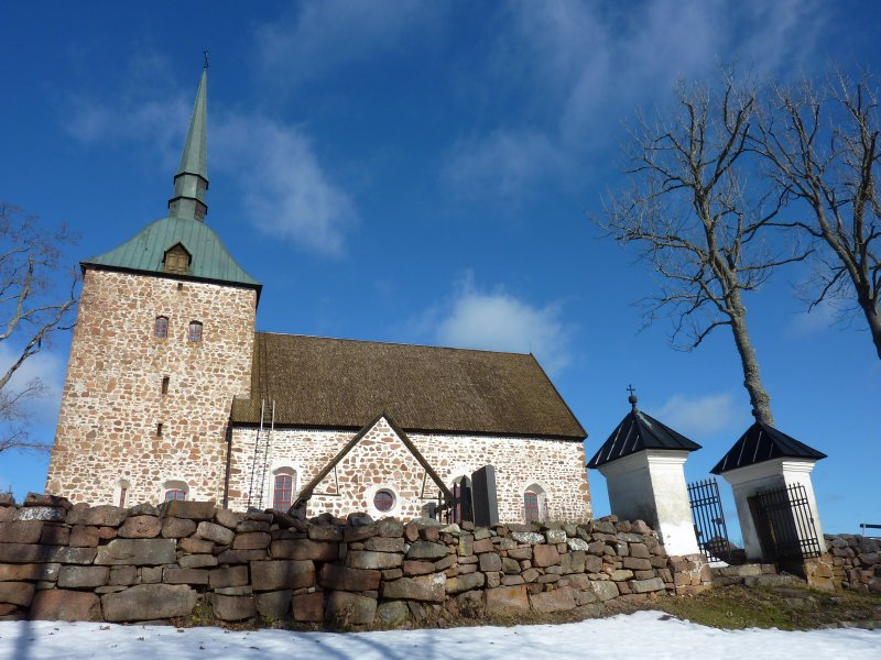 Church in Sund