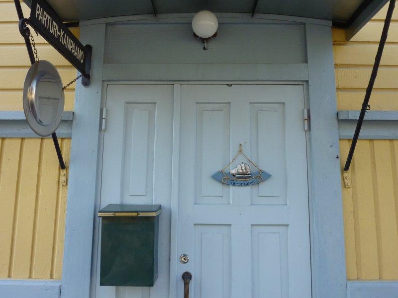 Rauma front door