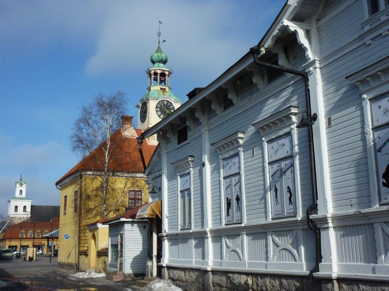 Central Rauma