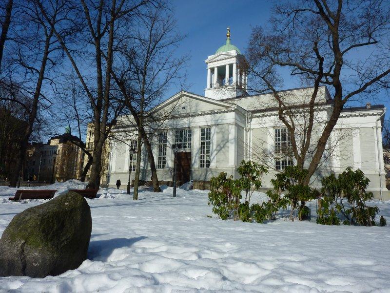 Vanha Church, Helsinki