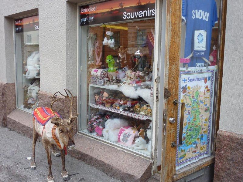 Finland souvenirs, Helsinki