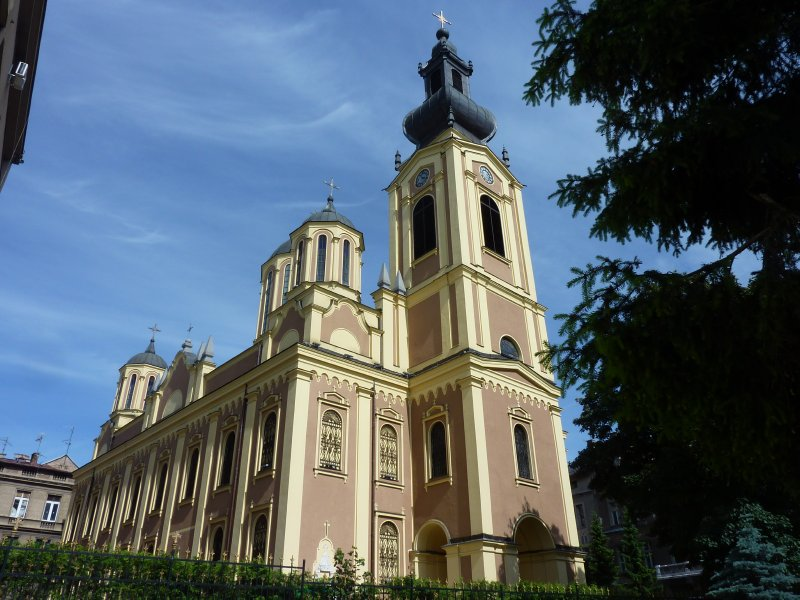 Orthodox Cathedral, Sarajevo