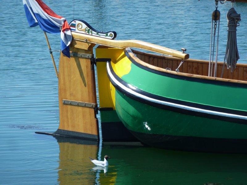 Vlieland harbour