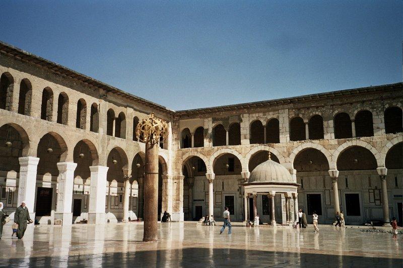 Omayyaden Mosque, Damascus