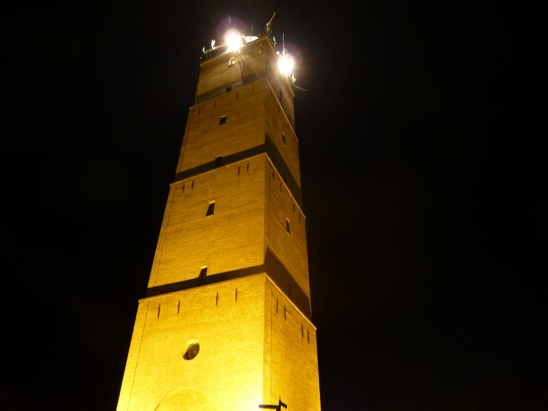 The Brandaris Lighthouse