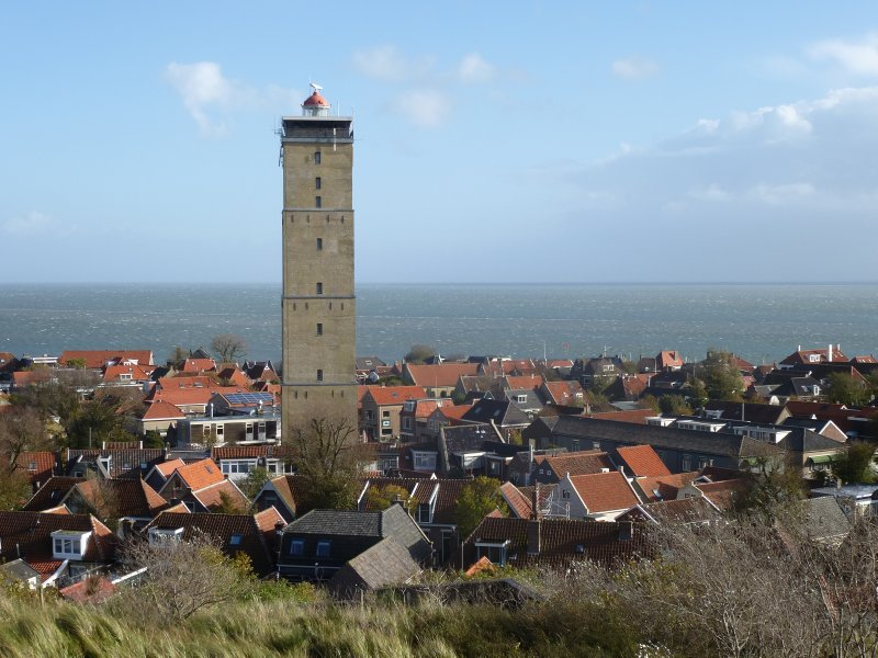 Brandaris Lighthouse