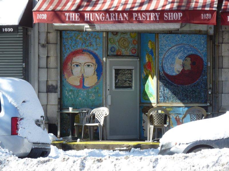 Local Hungarian shop