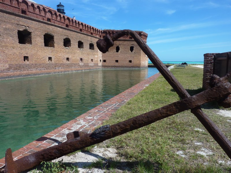 Fort Jefferson, Dry Tortugas National Park