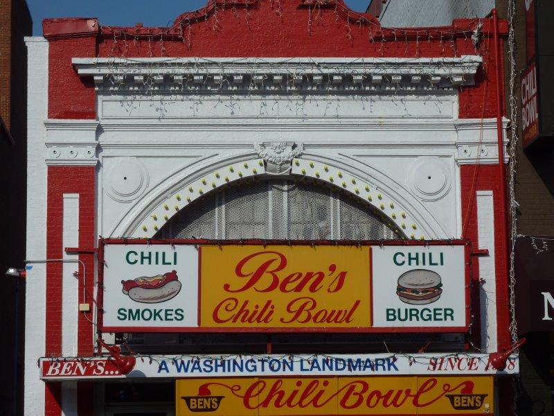 Ben's Chili Bowl, D.C.