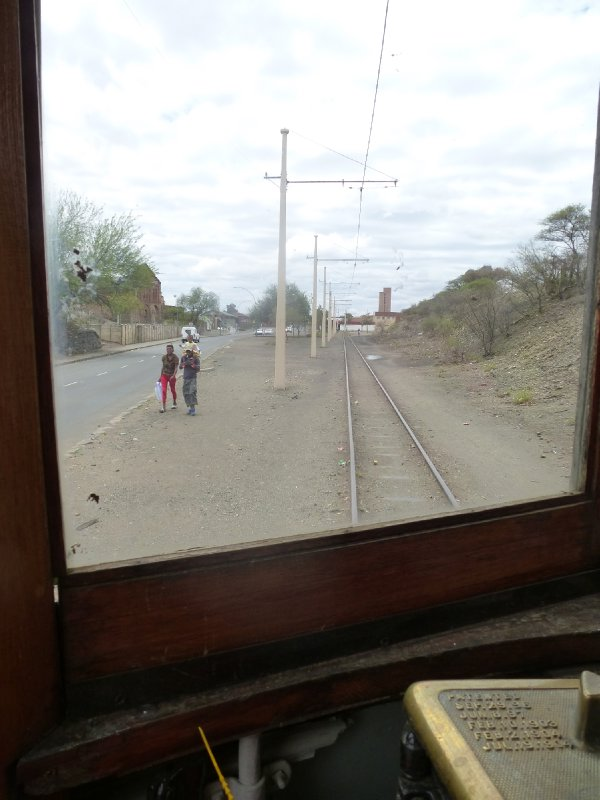 Tram Ride through Kimberley