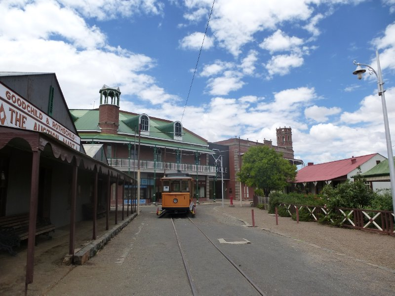 Kimberley's Old Mining Town