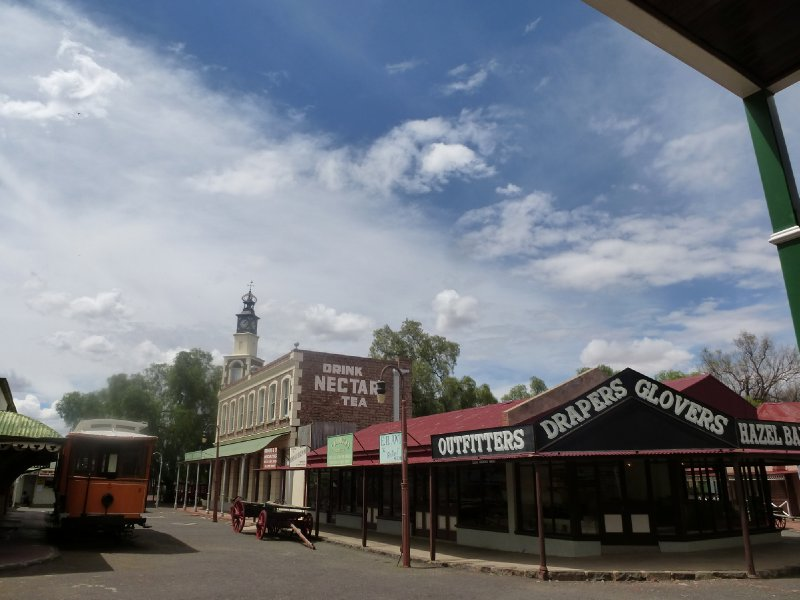 Kimberley's Old Town
