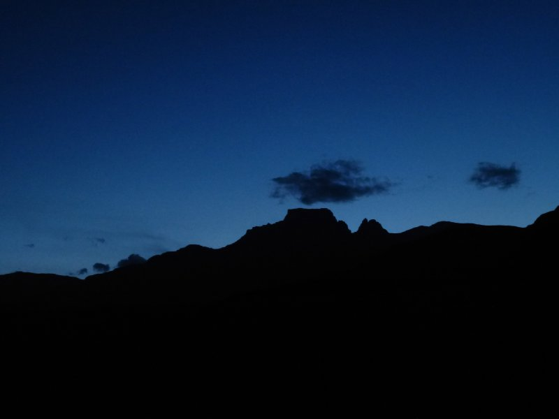 Drakensberg Darkness