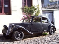 Different use of a car, Colonia
