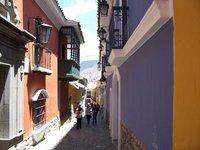 Historical Calle Jaen, La Paz