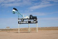 Coober Pedy welcomes you!