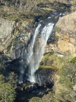 Ebor Falls along the Waterfall Way, New South Wales