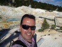 Me at Lassen Volcanic NP