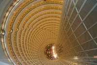 The biggest atrium in the world, Shanghai