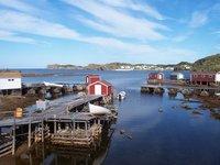 Durrell bay, Newfoundland