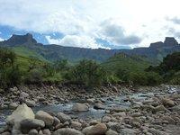 The great Ampitheater, Royal Natal National Park