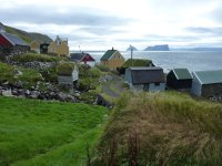 Village on Sandoy