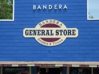 General store, Bandera, Texas