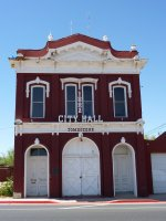 The Tombstone City Hall