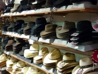 Cowboy hats, Tombstone, Arizona