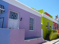 Bo Kaap Neighbourhood, Cape Town