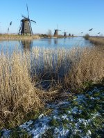 Mill Network at Kinderdijk-Elshout