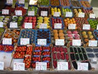 Exotic fruits for sale in Diever, Drenthe