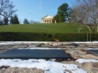 John F. Kennedy's Grave, Arlington Cemetery