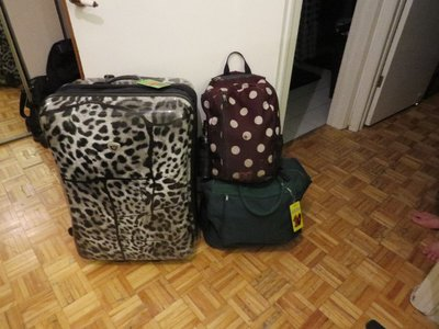 All packed!