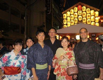 Gion Festival!