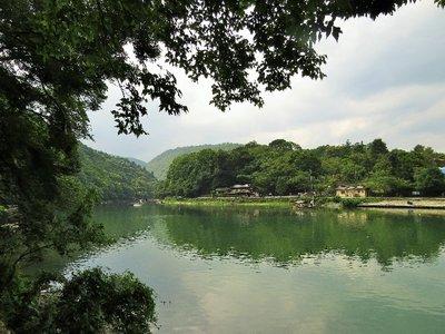 Arashiyama was probably my favourite place in Japan so far.