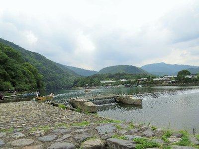 Arashiyama.
