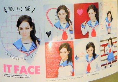 Sailormoon-ish Lauren!