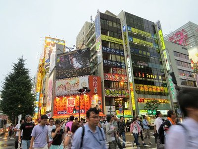 Welcome to Akihabara!