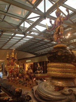 Bangkok Airport is poooooosh