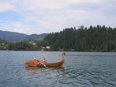 Parking our vessel