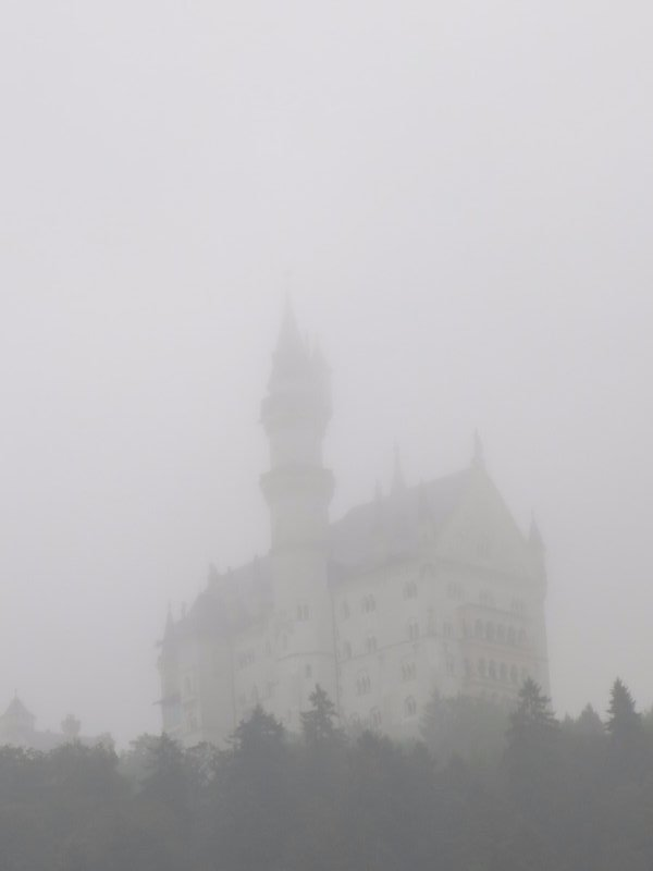 Shrouded magnificence