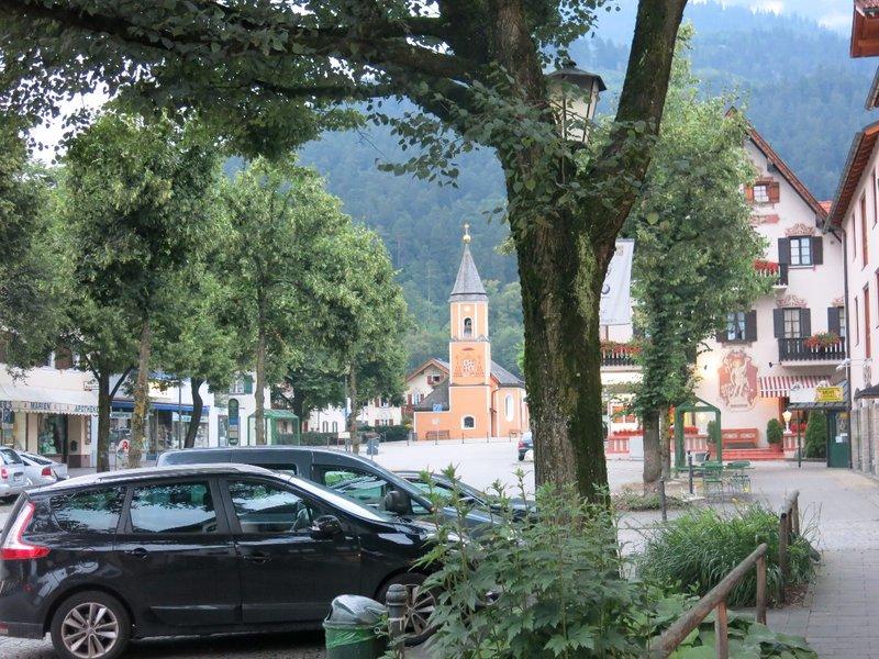Stunning town