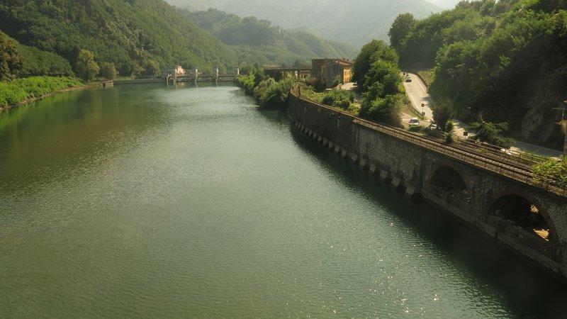 Vew from Ponte della Maddalena