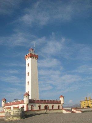 Faro Monument La Serena