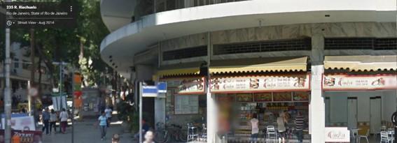 Rio breakfast spot